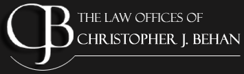 Christopher J. Behan, attorney at law